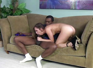 Remy Lacroix Big black cock bi-racial..