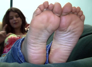 smelling and sloppy soles