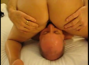 pulverize wife's snatch while her..