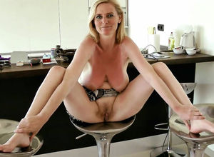 Euro mature wifey makes her spouse..