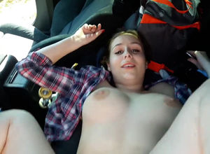 Gf has hook-up in the back seat